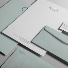 Rebranding Roel Joyas. A Br, ing, Identit, Logo Design, and Graphic Design project by Rodrigo Pizarro - 10.16.2018