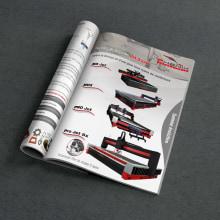 Indesign Catalogue A4. Un proyecto de Diseño gráfico e Infografía de olivier DAURAT - 19.09.2017