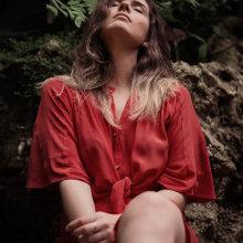 Mi Proyecto del curso: Fotografía de moda y retoque digital  -- Laura Huerga --. A Fashion photograph project by Raquel Botas - 06.06.2018