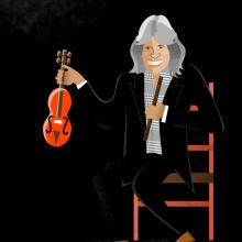 Sinfónico Mercé. Un proyecto de Ilustración e Ilustración vectorial de Miguel Lama - 20.10.2018