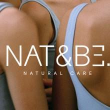 Nat&Be . Um projeto de Direção de arte, Br, ing e Identidade, Web design e Fotografia do produto de Buri ® - 23.10.2018