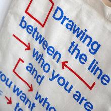 Estampación Tote Bags para el Aniversario del estudio creativo Bonhomic. Un proyecto de Estampación de Print Workers Barcelona - 24.10.2018