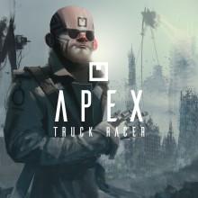 Apex Truck Race. Um projeto de Ilustração, Design de jogos e Design de produtos de Cheo Gonzalez - 26.10.2018