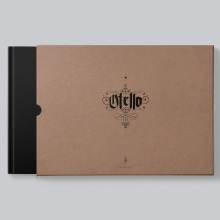 OTELLO. A Br, ing, Identit, Graphic Design, Icon design, and Logo Design project by Johanna Roussel - 01.02.2018
