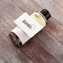 Diseño de Marca y Etiquetas - Shampoo Orgánico Equino.. Um projeto de Packaging de David Borda - 20.05.2018