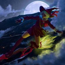 Halloween Special . Un proyecto de Concept Art, Diseño de personajes e Ilustración de Rafa Flores Art - 02.11.2018