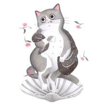 Gaticos. Un proyecto de Ilustración e Ilustración infantil de Mar Villar - 04.11.2018