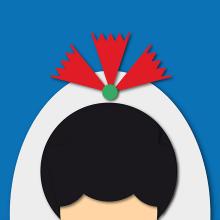 Carteles San Isidro 2018. Proyecto personal. Um projeto de Design de cartaz e Ilustração digital de Diana Creativa - 15.07.2018