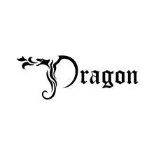 Dragon. A Illustration, and Logo Design project by Jose Gonzalez - 11.08.2018