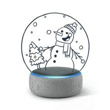 Amazon Promos - Navidad & British Bake Off 2018. A 2D Animation project by Josep Bernaus - 05.07.2019