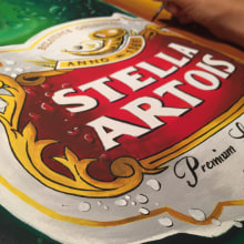 LA cerveza <3. Un proyecto de Ilustración, Dibujo y Dibujo realista de Daniela Salazar - 18.11.2018