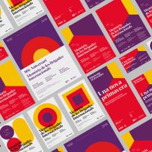 Colección Posters Oct/Nov. Un progetto di Design di poster  di Quim Marin Marín - 18.11.2018