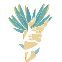 """Albert Pinilla illustration """" We are nature"""". Un proyecto de Diseño gráfico e Ilustración de Albert Pinilla Ilustrador - 19.11.2018"""