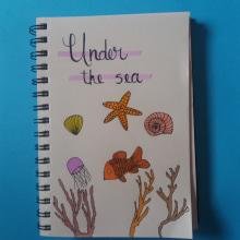 Under the sea. Un proyecto de Dibujo de Cecilia Paola Bristot - 10.10.2018