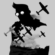 Wartime Portraits. Un proyecto de Ilustración, Cine, vídeo, televisión, Dirección de arte, Diseño editorial, Cómic, Televisión, Animación 2D y Concept Art de Michal Araszewicz - 10.08.2016