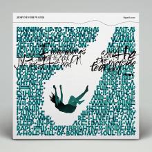 Jump Into The Water. A Illustration, Musik und Audio, Kunstleitung, Grafikdesign, T, pografie, Kalligrafie und Lettering project by Miguel Ángel Hernández - 14.12.2018