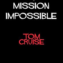 Mission impossible - Cartel en movimiento. Un proyecto de Motion Graphics, Animación, Animación de personajes y Animación 2D de Miguel Camacho Gordaliza - 19.12.2018