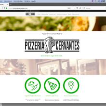 Mi Proyecto del curso: Creación de una web profesional con WordPress. A Web Design project by Lucas F. B - 11.23.2018
