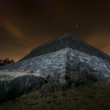 Noche de Estrellas.. Un proyecto de Fotografía de Federico Vargas Somoza - 16.01.2019