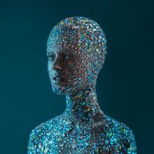 Diamond Skin. Un progetto di Fotografia, 3D, Direzione artistica, Moda , e Ritocco fotografico di Mikeila Borgia - 16.08.2018