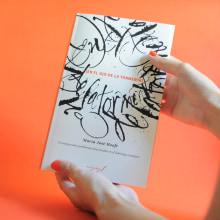 *en el ojo de la tormenta. A Kunstleitung, Br, ing und Identität, Verlagsdesign, Grafikdesign, T, pografie, Schrift und Kalligrafie project by Florencia Suárez - 18.01.2019