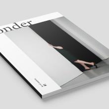 Mi Proyecto del curso: Introducción al diseño editorial. A Editorial Design project by Laura Monfort Beltran - 01.18.2019
