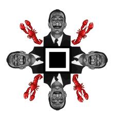 salvador dali. A Graphic Design project by Jurate Feja - 01.21.2019