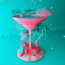 Mi Proyecto del curso: Organización y desarrollo de un proyecto 3D con Cinema 4D. Un progetto di 3D , e Modellazione 3D di Angel Lucero - 21.01.2019