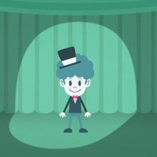 El Conejo en el Sombrero. Um projeto de Animação, Animação de personagens e Animação 2D de Francisco Contreras - 25.01.2019