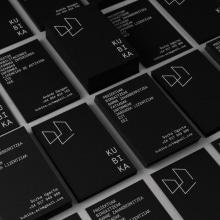 Identidad gráfica para Kubika, estudio de arquitectos.. Un proyecto de Diseño gráfico, Br e ing e Identidad de Antton Ugarte Ibarrondo - 29.01.2019
