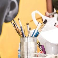 Artes Visuales. Un proyecto de Bellas Artes y Arte urbano de Giuli Kida - 30.01.2019