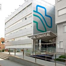 Identidad Hospital Comarcal d'Amposta. Un proyecto de Br, ing e Identidad y Diseño de logotipos de Adrià Merín - 31.07.2018