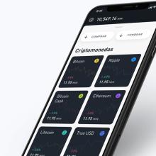 Bitso –Nueva app. Un proyecto de Diseño de producto y UI / UX de 23 Design - 10.12.2018