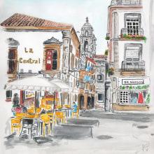 Cuaderno de principiante. A Drawing project by Loli Crespo - 01.10.2019