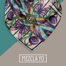MEZCLA YO. Un proyecto de Bellas Artes, Pattern Design, Creatividad, Diseño de moda y Dibujo artístico de Ana Marques - 05.02.2019