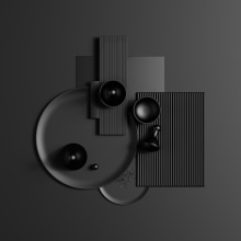 Alfil - Mortero & Pestillo. Um projeto de 3D, Arquitetura, Artesanato, Design editorial, Design de produtos, Design de cenários e Fotografia do produto de Alejandro Herrada González - 06.02.2019