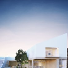 Ampliación Casa Chihuahua. Un proyecto de Diseño, 3D, Arquitectura, Arquitectura interior, Diseño de interiores, VFX e Ilustración digital de AUPA Archviz - 14.07.2017
