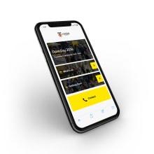 UNSW Sydney - Diseño digital de LandingPage y APP. A Advertising, Graphic Design, Web Design, and Digital Marketing project by Gabriel Hidalgo Witker - 09.15.2018