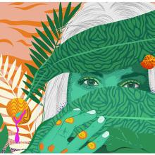 NAUFRAGOS. A Illustration, Graphic Design, Social Media, Vector Illustration, Creativit, Poster Design, and Digital illustration project by Jonathan Chún Has - 02.08.2019