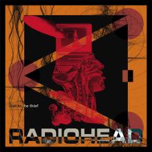 Radiohead - Hail To The Thief Artwork. A Musik und Audio, Kunstleitung, Grafikdesign und Concept Art project by Dani Gual - 14.02.2019