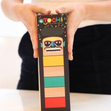 OTOCHI, juego de mesa. A Game Design, Graphic Design, To, and Design project by mopisio - 02.20.2019