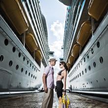 Barco en alta mar . Un projet de Photographie de Zony Maya - 03.02.2009