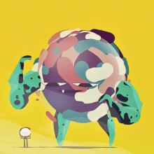 Super Bacterias. Un proyecto de Diseño, Motion Graphics, Animación, Animación de personajes, Animación 2D, Stor y telling de Smog - 20.01.2019