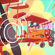 Apache. Un proyecto de Motion Graphics, Animación de personajes, Animación 2D, Animación 3D, Stor y telling de Smog - 25.02.2019