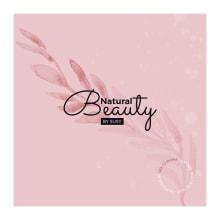 Branding - Natural Beauty. Un proyecto de Br e ing e Identidad de Ale Cisnros - 26.02.2019