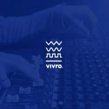 VIVRO. A Br, ing und Identität und Naming project by Marco Creativo - 28.02.2019