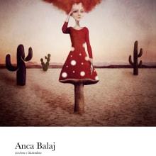Mi Proyecto del curso: Claves para crear un portafolio de ilustración profesional. Un projet de Illustration et Illustration numérique de Anca Balaj - 01.03.2019