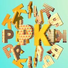 PK particulas. Un proyecto de 3D y Animación 3D de Pablo Henao PK* - 05.03.2019
