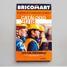 Catálogo Bricomart 2018. A Design, Editorial Design, and Graphic Design project by Alejandro Zarcero Clavería - 03.30.2018