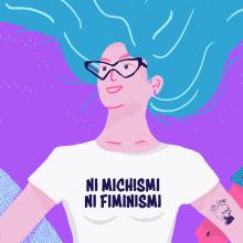 Cartel huelga feminista 8M. A Design, Illustration, Verlagsdesign, Plakatdesign und Digitale Illustration project by Sara Lainez - 06.03.2019